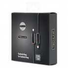 Techlink EPP Series Toslink Plug to Toslink Plug - 1m (1m - 5m lengths available)