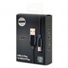 Techlink EPP Series USB 2.0 A Plug to USB 2.0 B Plug - 2m (2m - 5m lengths available)