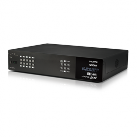 CYP 10 x 10 HDMI HDBaseT™ Matrix with Audio Matricing & AVLC