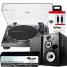 NEW Audio-Technica LP120XUSB BUNDLE with Edifier R2750DB