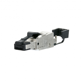 METZ CONNECT RJ45 IP20 Field Plug