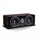 Elipson Prestige Facet 14C Centre Speaker - Walnut/Black