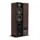 Elipson Prestige Facet 14F BT Bluetooth Floor Standing Speaker - Black/Walnut