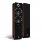 Elipson Prestige Facet 14F Floor Standing Speaker - Black/Walnut