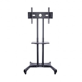M Public Floorstand Basic 150 with Shelf & Camera Holder
