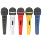AVSL 173.854UK Set of 5 Coloured Mics