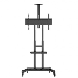M Public Floorstand Basic 180 with Shelf & Camera Holder