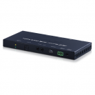 CYP 100m HDBaseT™ HDR Receiver (4K, HDCP2.2, PoH, LAN, OAR, 18Gbps)