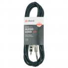 av:link Classic 3.5mm TRS Jack to 6.3mm TRS Jack Lead - 3m (3m - 6m lengths available)