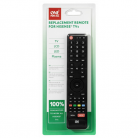 One-For-All URC1916 Hisense TV Replacement Remote Control