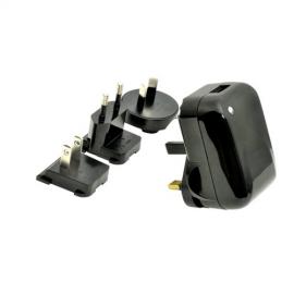 Mercury 421.761UK Travel USB Mains Charging Adaptor
