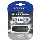 Verbatim 49174 64GB USB 3.0 V3 Store 'N' Go Drive