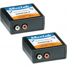 MuxLab 500028-F-2PK Stereo Hi-Fi Balun, F, 2-Pack