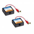MuxLab 500028-2PK Stereo Hi-Fi Balun 2-Pack