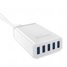 Techlink 527020 Recharge Five Port USB Charging Hub