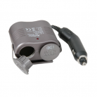 Mercury 660.797UK Cigar Lighter Double Adaptor