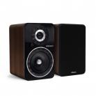 Elipson Prestige Facet 6B BT Compact Bluetooth Speaker - Walnut/Black