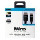 Techlink 710412 iWires HDMI A Plug to HDMI Micro C Plug - 2m