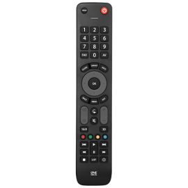 One-For-All URC7115 Evolve TV Universal Remote Control