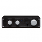 TEAC AI-101-B Integrated Amplifier with USB DAC (Black)
