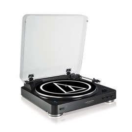 Audio Technica Bluetooth Fully Automatic Belt-Drive Stereo Turntable