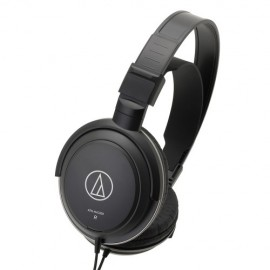 Audio Technica Home Studio Closed-Back Over-Ear Headphones - Black