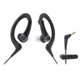 Audio Technica SonicSport In-Ear Headphones - Black