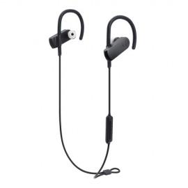 Audio Technica SonicSport Wireless In-Ear Headphones - Black