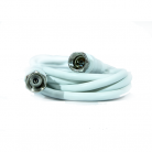 AV:Link Coaxial F-Type Plug to Plug Lead - 2m (2m - 4m lengths available)