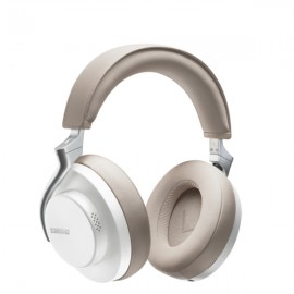 SHURE AONIC 50 Premium Wireless Noise Cancelling Headphones - White
