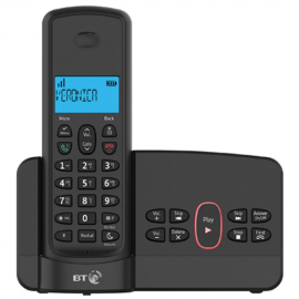 BT3110 Nuisance Call Blocker & Answer Machine - Single