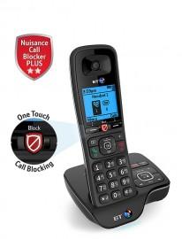 BT6600 Cordless Phone with Ans Machine & Nuisance Call Blocker - Single