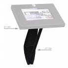 B-Tech BT7396 Tablet Enclosure Wall Mount