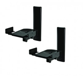 B-Tech Ultragrip Pro™ Side Clamping Loudspeaker Wall Mounts with Tilt and Swivel