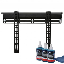 B-Tech BT8421 Wall Mount 6 + 1 FREE & 6 x AVF Screen Cleaners FOC BUNDLE