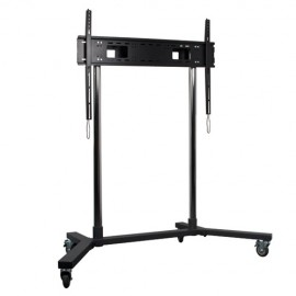 B-Tech BT8506 Extra-Large Flat Screen Display Trolley/Stand
