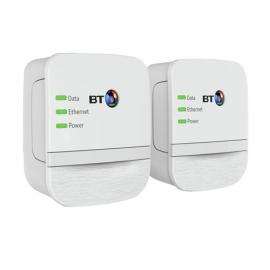 BT BTBE600K Broadband Extender 600 Kit - White