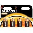 Duracell C Size - MN1444 Plus Range Batteries - 4 Pack