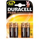 Duracell AA Size - MN1500 Plus Range Batteries