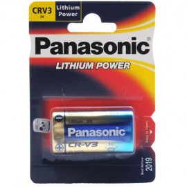 Panasonic CRV3 Size - 3V Lithium Photo Battery