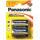 Panasonic C (LR14) Size - Alkaline Bronze Range - 2 Pack