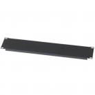 SANUS CASBP2 2U Steel Flat Blanking Panel for Sanus AV Racks