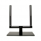 "Cavus Small Table Top TV Stand for 32"" - 37"" Screens"