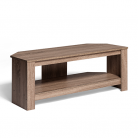 Techlink Calibre AV Stand for Screens up to 55 - Grey Oak