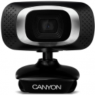 Canyon CWC3 Webcam for Sharp Video and Image Capture