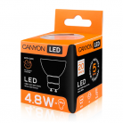 Canyon GU10/5W60 LED Spot Lamp
