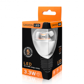 Canyon PE27CL3W LED Mini Bulb