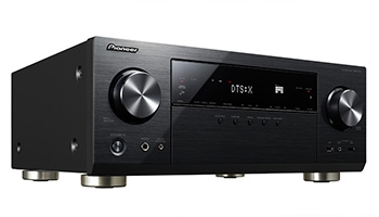 Consumer Electronics by Pioneer