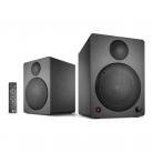 wavemaster CUBE NEO Black – 2.0 Bluetooth Speaker System