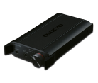 Onkyo DAC-HA200 Portable Headphone Amplifier and DAC (Black)
